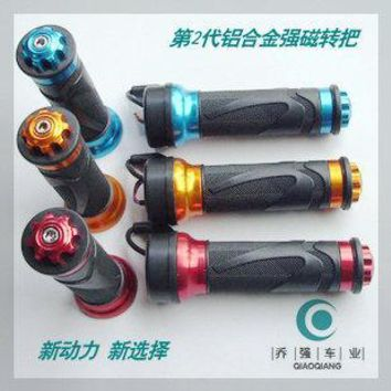 aluminum alloy rolling handle set electric bicycle/scooter/motorcycle speed gas handle/throttle/Accelerator