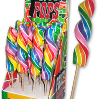 Wild West Prop Pops Candy