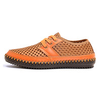 Eco- friendly Fashion Men Retro Shoe