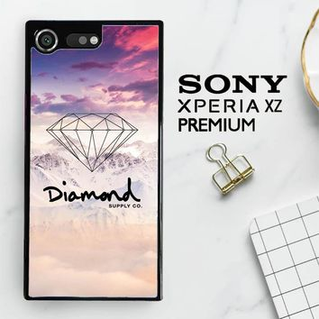 Diamond Supply Co. L1988 Sony Xperia XZ Premium Case