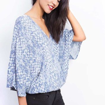 Phase+Pattern+Blouse