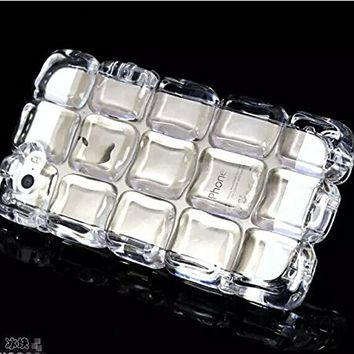 Amazon.com: 3D Ice Cube Ice Block LED Caller Call Lightning Bling Phone Case for Iphone 5 5g...