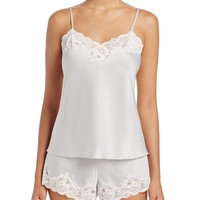 Lauren Ralph LaurenSignature Collection Cami Pajama Set