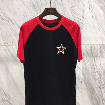 givenchy ss star t shirt  ★ 013