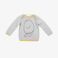 Stella McCartney Horrace Baby Pullover Sweater - 349106 - FINAL SALE