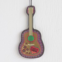 Car  Air  Fresheners:  Free  My  Soul  Guitar  Air  Freshener  From  Natural  Life
