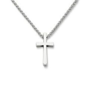 Petite Latin Cross Necklace | James Avery