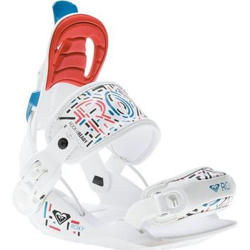 Girls Rock-It Ready Speed Entry Bindings 841049110691 | Roxy