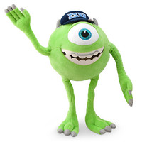 Disney Mike Wazowski Plush - Monsters University - 12'' | Disney Store