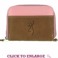 SPG's Browning Women's Leather Coin Purse