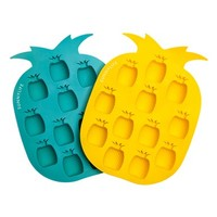 Sunnylife Pineapple Ice Cube Tray (Set of 2)
