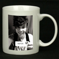 ashton irwin cute For Ceramic Mugs Coffee *