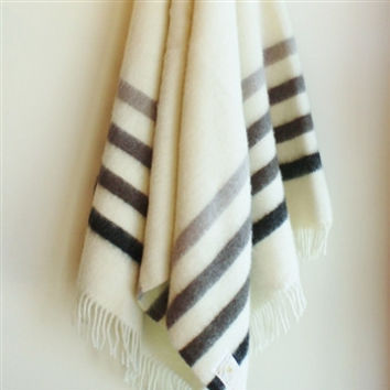 Caribou Throw by Hudson's Bay Company | Millenium Stripe