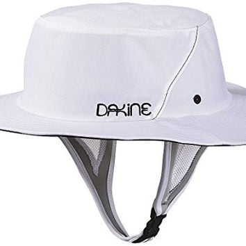 Dakine Women's Indo Surf Hat, White, One Size