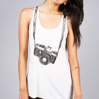 Photo Ready Tank | Graphic Tops at Pink Ice