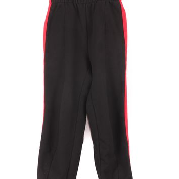 Vetements Red Stripe Joggers