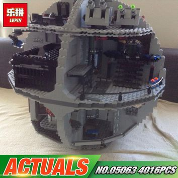 Star Wars Force Episode 1 2 3 4 5 DHL Lepin 05063  Toys  The Rogue One 79159 Death Toys  Set Building Blocks Bricks Assembly Toys Kids Christmas Gifts AT_72_6