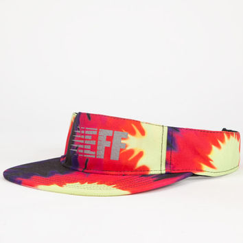 Neff Jawbreaker Visor Multi One Size For Men 25487395701