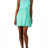 Magens Bay Studded Dress                       - Francescas