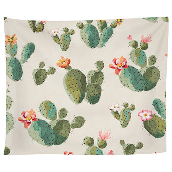 Insufferable Succulents Tapestry