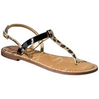 Women's Sam & Libby Kamila Thong Sandal with Back Strap - Multicolor