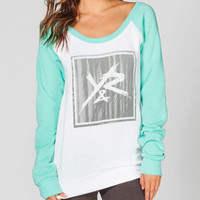 YOUNG & RECKLESS Striker Womens Sweatshirt