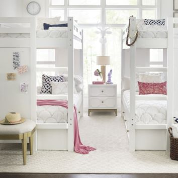 7810 Chelsea Bunk Beds by Rachael Ray