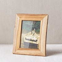 Be Home Reclaimed Wood Frame - Urban Outfitters