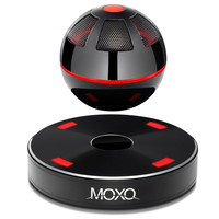 2016 Mini bluetooth speaker Magnetic levitation/suspending/flowing moxo home wireless NFC speakers audio For iPhone/pad