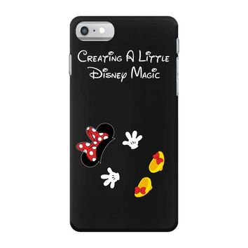 Creating A Little Disney Magic Minnie Mouse iPhone 7 Case