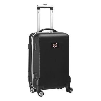 Washington Nationals Luggage Carry-On  21in Hardcase Spinner 100% ABS