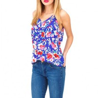 Double V Cami Top
