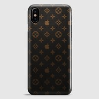 Couture iPhone X Case