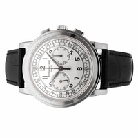 Patek Philippe Complications mechanical-hand-wind mens Watch 5070G-001 (Certified Pre-owned)