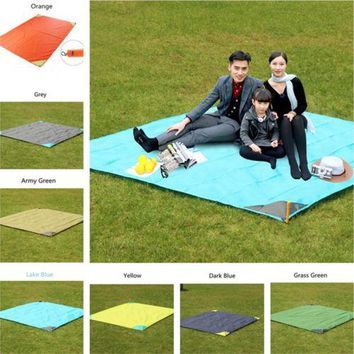 New Style Waterproof Folding Outdoor Summer Beach Blanket Camping Mat Picnic Mat Beach Mat