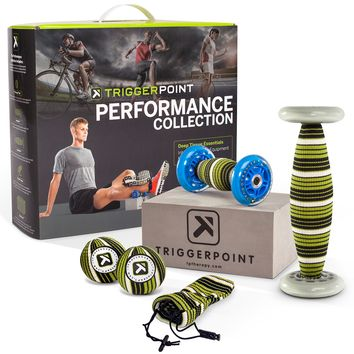 Performance Collection for Total Body Deep Tissue Self-Massage Kit
