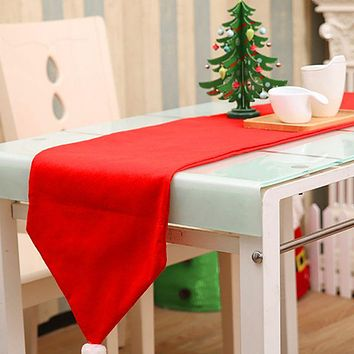 Christmas Table Decor Runner 34*176cm