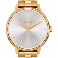 NIXON Kensington Gold/ White