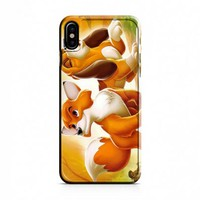 The Fox and The Hound 3D iPhone X Case