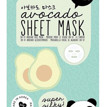 Oh K! Avocado Facial Sheet Mask