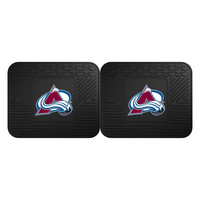 Colorado Avalanche NHL Utility Mat (14x17)(2 Pack)