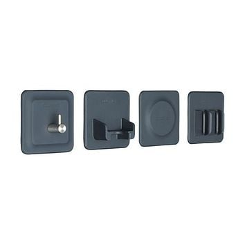 THE 4-IN-1 | BATHROOM STORAGE TILE SERIES