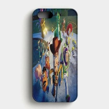 Toy Story 3 iPhone SE Case