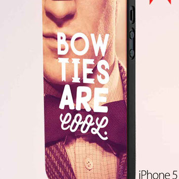 Bow Ties Are Cool iPhone 5 Case