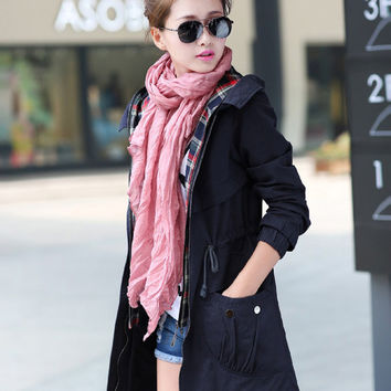 New Fashion Solid Women Scarf Pure Cotton And Linen Fold Scarves 10Colors 180*50CM Beautiful Women Shawl