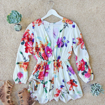 The Lily Romper
