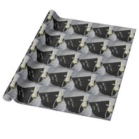 Personalized Cap Diploma Wrapping Paper