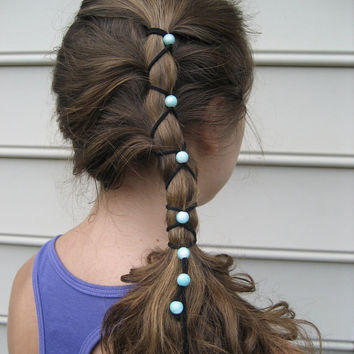 Crystal Ball Hair Wrap - Colored