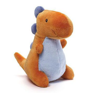 Gund Baby Crom Dinosaur 10.5 Inch Baby Stuffed Animal by Enesco