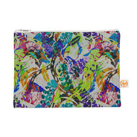 "Gabriela Fuente ""Flow"" Rainbow Floral Everything Bag"